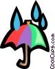 umbrella Vector Clip Art image