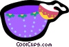 cups Vector Clipart picture