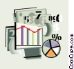 business, finance Vector Clip Art picture