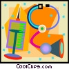 medical tools Vector Clipart image