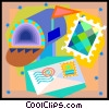 mail Vector Clip Art picture