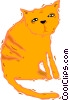cat Vector Clipart picture