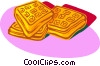 waffles Vector Clip Art picture