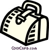 doctor's medical bag Vector Clip Art picture