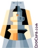 lighthouse Vector Clipart illustration