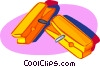 clothes pin Vector Clip Art picture