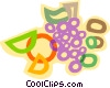 decorative symbol, Vector Clipart picture