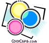 paint cans Vector Clip Art picture