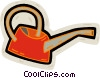 watering can, garden tools Vector Clip Art image