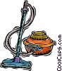 vacuum Vector Clip Art picture