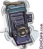 Vector Clip Art graphic  of a photography