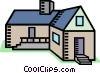 house, building Vector Clip Art picture