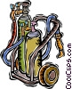 welding equipment Vector Clip Art image