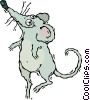 Vector Clipart picture  of a mouse