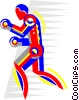 boxing Vector Clip Art picture