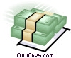 money Vector Clip Art image