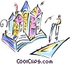 urban planning Vector Clipart picture