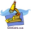 Vector Clipart graphic  of a science