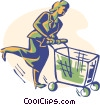 shopping Vector Clip Art picture