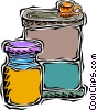 Vector Clipart image  of a turpentine