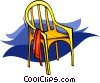 chair Vector Clipart image