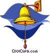 mariner's bell Vector Clipart graphic