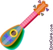 mandolin Vector Clip Art picture