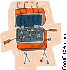 barbecue Vector Clip Art graphic