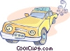 taxi Vector Clipart image