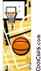 basketball Vector Clipart picture