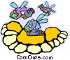 insects Vector Clipart picture