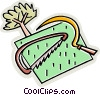 gardening tools Vector Clipart picture