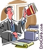 lawyer Vector Clip Art picture