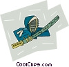ninja warrior Vector Clipart picture