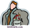pocket Vector Clipart graphic
