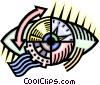 gears Vector Clip Art image