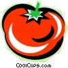 tomato Vector Clipart graphic