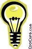 light bulb Vector Clip Art graphic