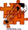 utility knife Vector Clip Art picture