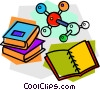 school project, physics Vector Clipart graphic