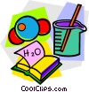 school project, physics Vector Clip Art image