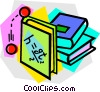 school project, mathematics Vector Clip Art image