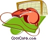 whistle Vector Clip Art picture