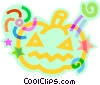 Halloween pumpkin Vector Clipart picture