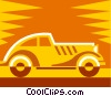 car Vector Clipart graphic