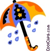 umbrella Vector Clipart graphic