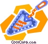 trowel Vector Clip Art graphic