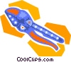 pruning shears Vector Clip Art graphic