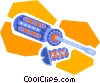 Vector Clipart image  of a screwdriver