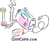 mixer Vector Clip Art picture